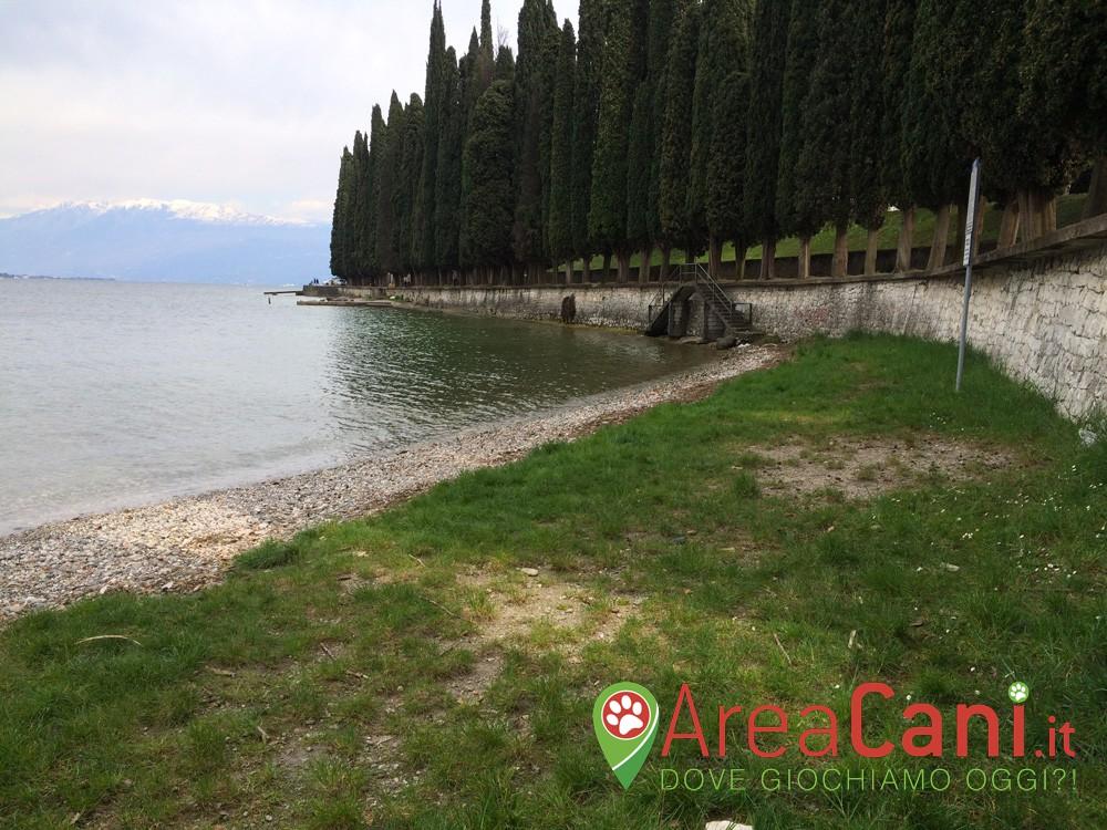 Area Cani Salò - spiaggia località Tavine