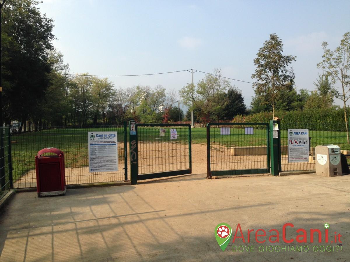 Area Cani Brescia - Parco Castelli