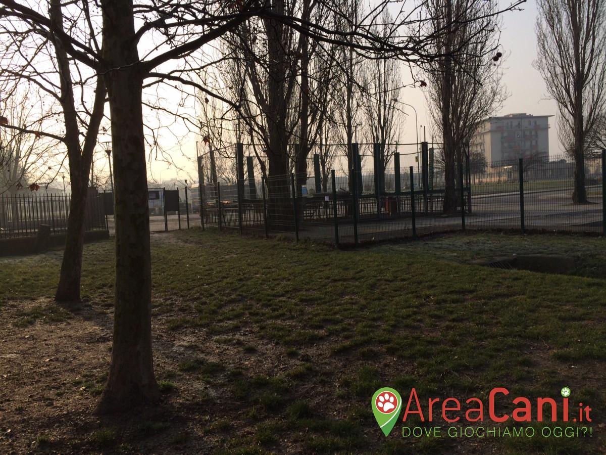 Area Cani Brescia - Parco Ducos