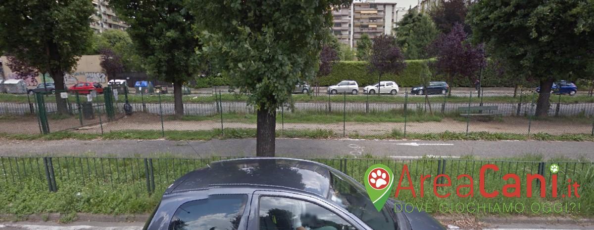 Area Cani Torino - corso Cosenza (ang corso Unione Sovietica)