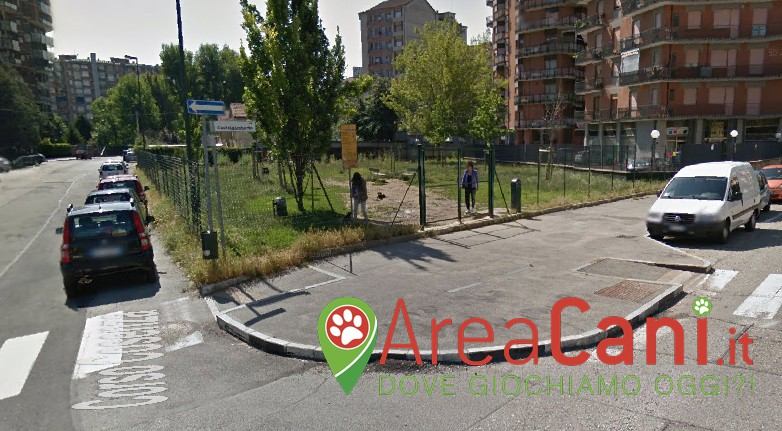 Area Cani Torino - corso Cosenza/via Castelgomberto