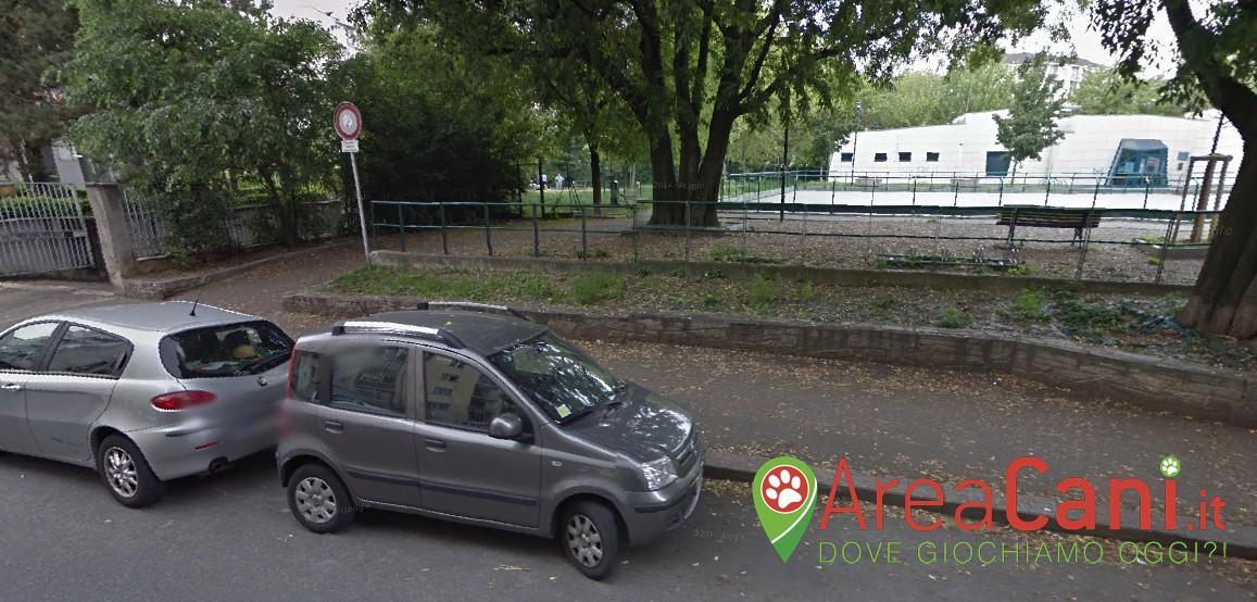 Area Cani Torino - via Osasco/via Rivalta