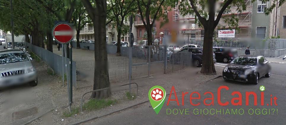 Area Cani Torino - corso Svizzera