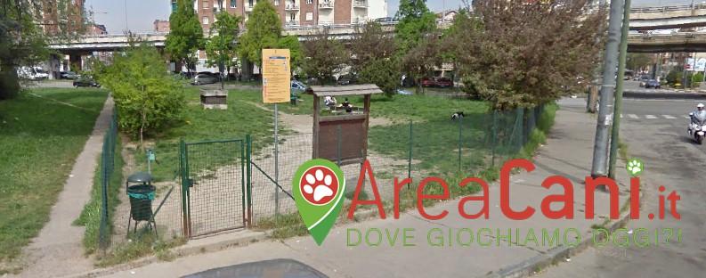 Area Cani Torino - corso Grosseto/corso Lombardia