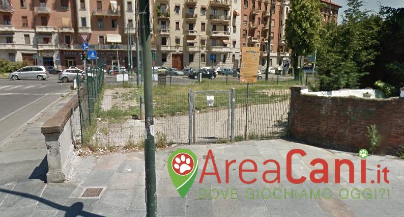Area Cani Torino - via Stradella - largo Giachino