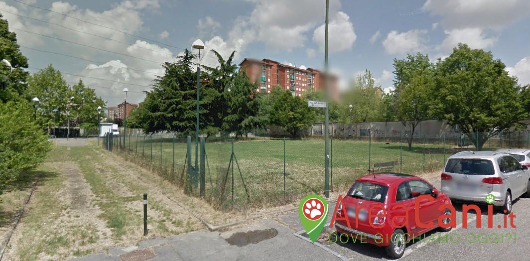 Area Cani Torino - via Faccioli