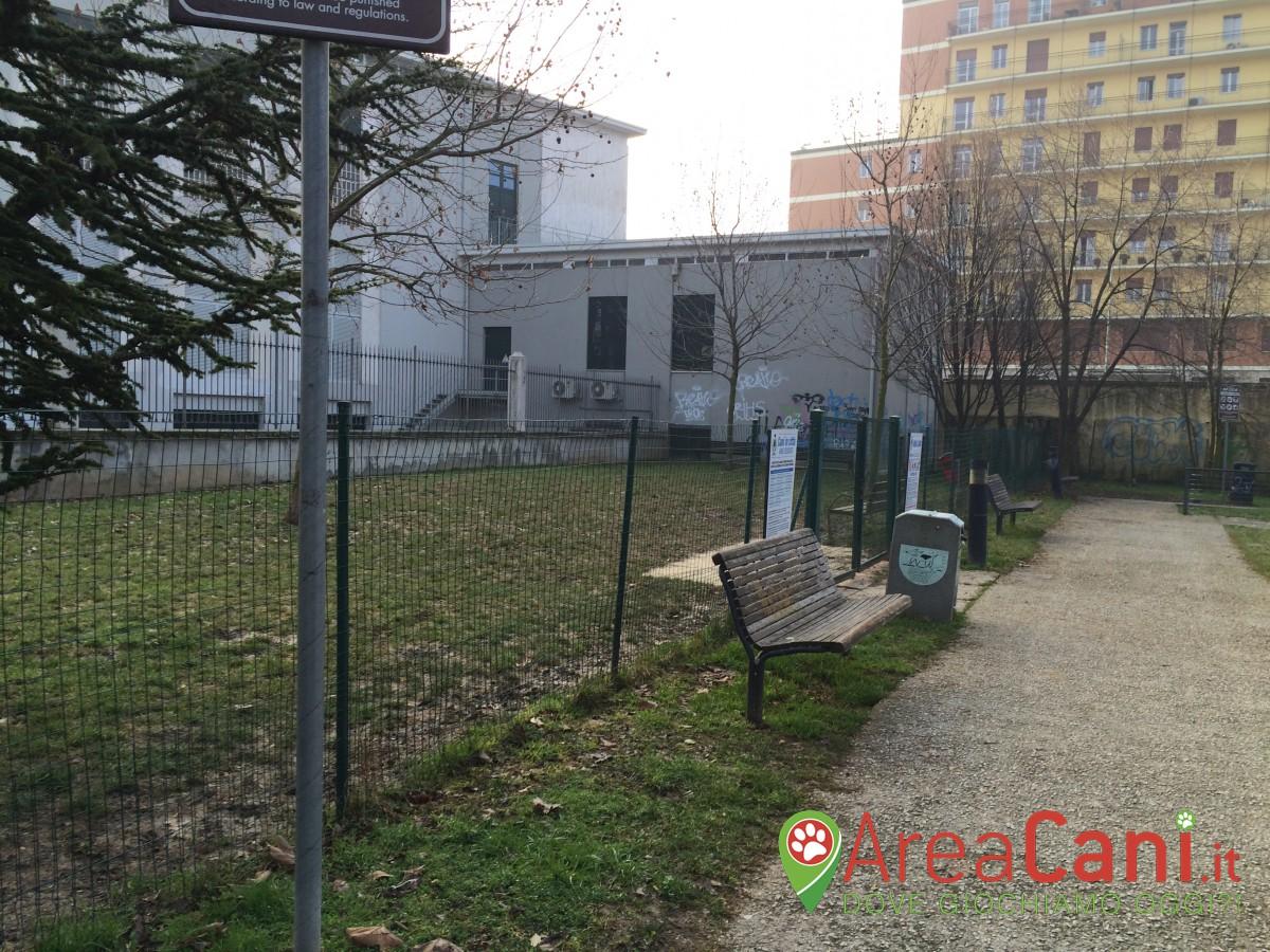Area Cani Brescia - Parco Torri Gemelle