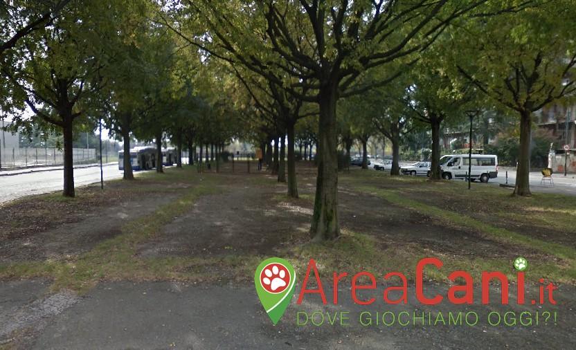 Area Cani Torino - strada delle Cacce/strada Castello di Mirafiori