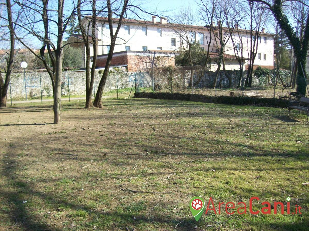 Area Cani Gorizia - Parco via Rocca