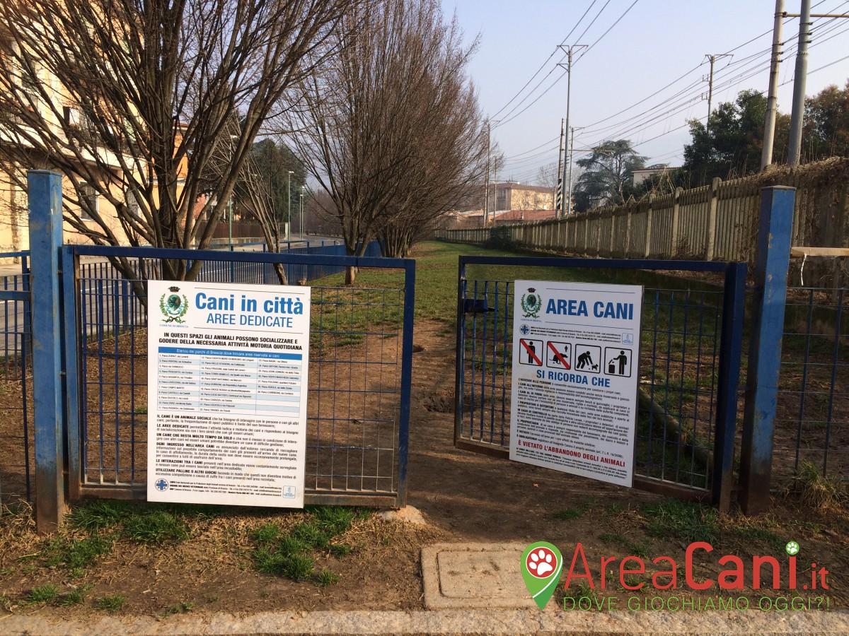 Area Cani Brescia - Parco Dordoni