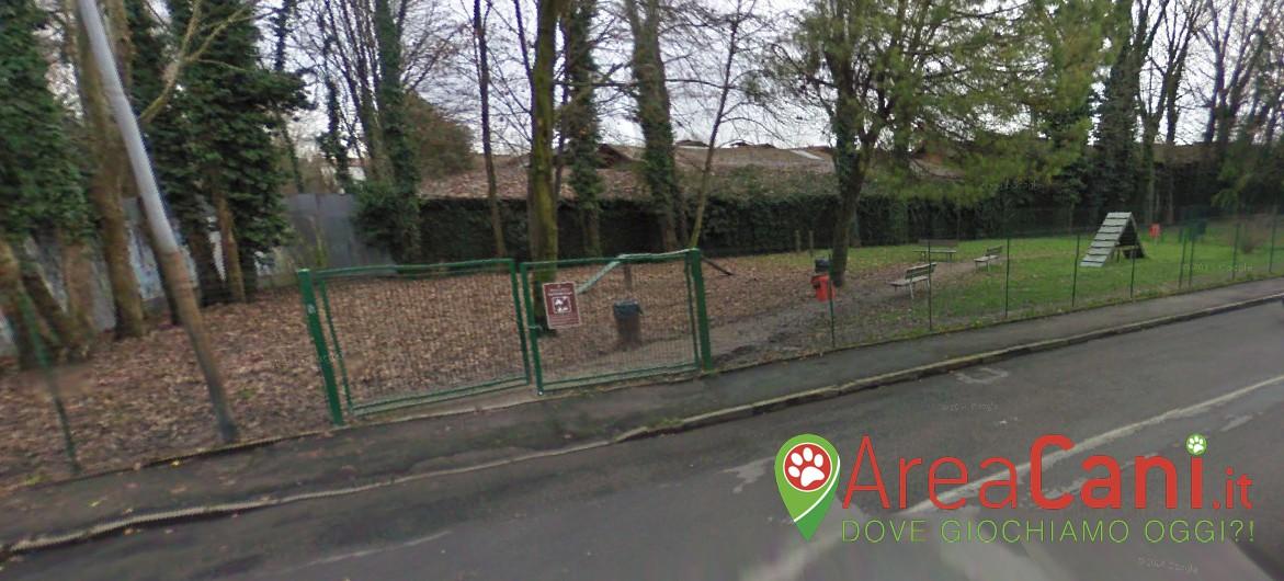 Area Cani Padova - via De Cetto/via Cortivo