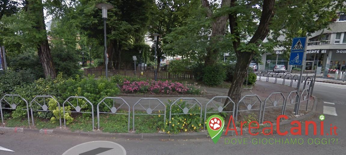 Area Cani Trento - Giardino di Piazza Centa