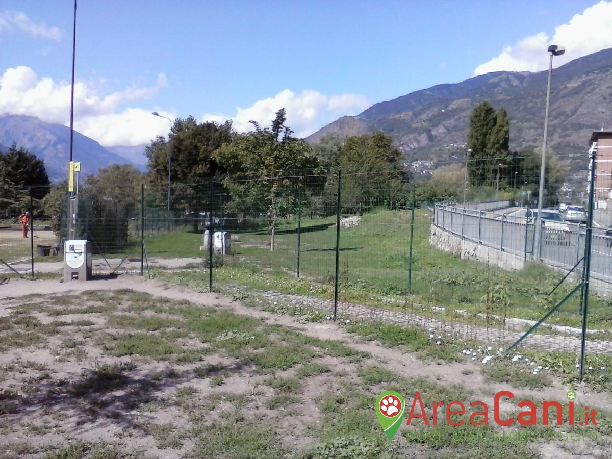 Area Cani Aosta - Corso Lancieri/via Grand Eyvia