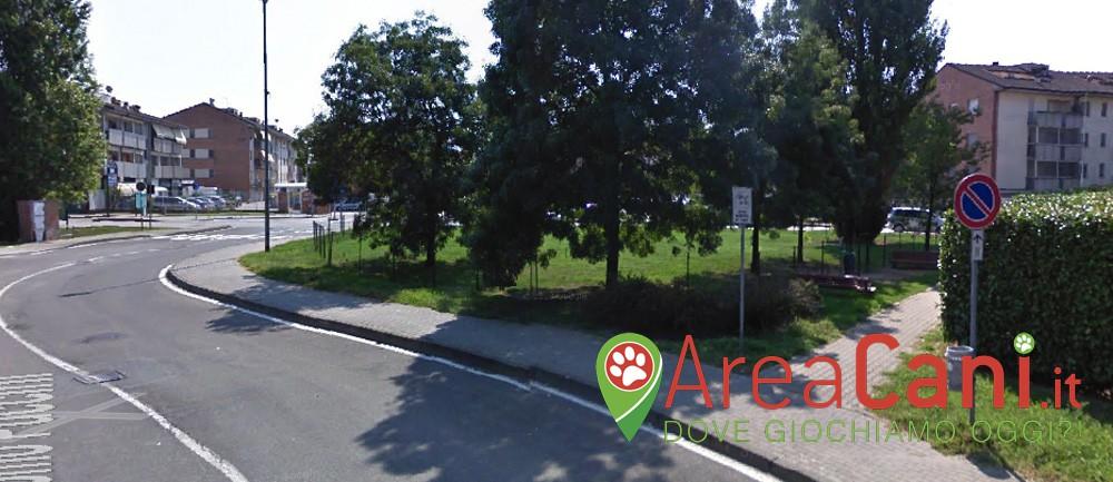 Area Cani Zibido San Giacomo - via Wolfgang Amadeus Mozart
