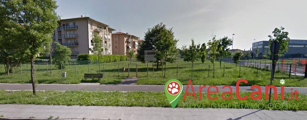 Area Cani Stezzano - viale Europa