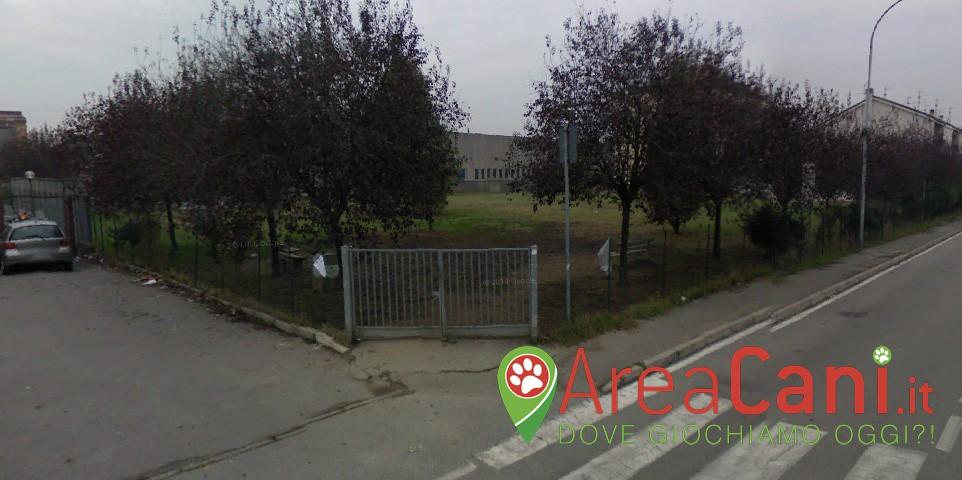 Area Cani Bareggio - via Crivelli