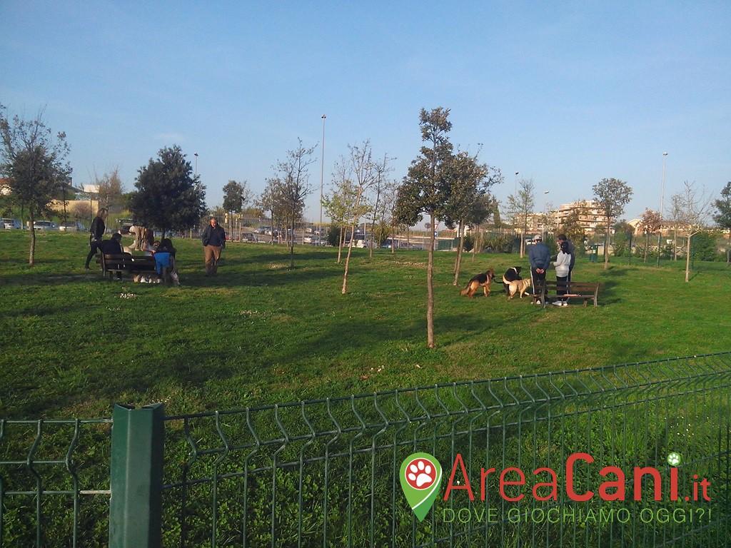 Area Cani Roma - Parco di Corto Maltese