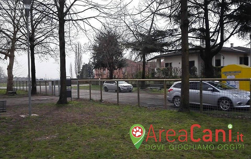 Area Cani Noventa Vicentina - via A. De Gasperi