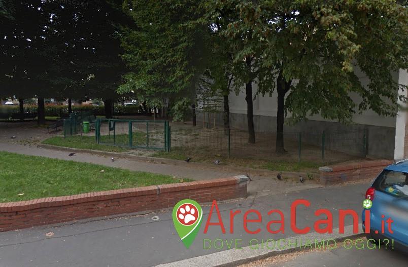 Area Cani Milano - piazza Venino