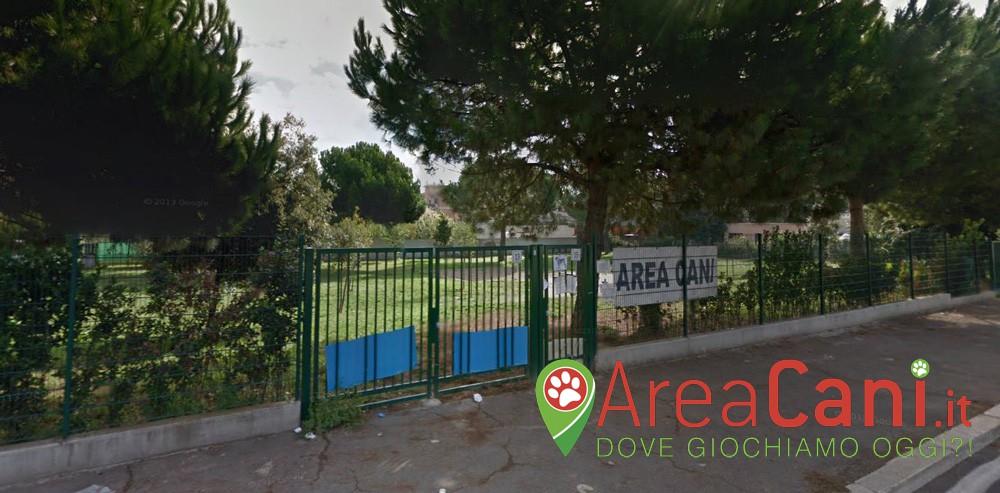 Area Cani Roma - La Rustica