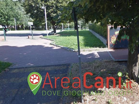 Area Cani Rozzano - via Tagliamento