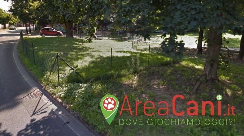 Area Cani Rozzano - via Franchi Maggi