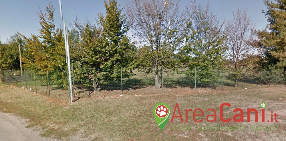 Area Cani Marcallo con Casone - via al Cimitero