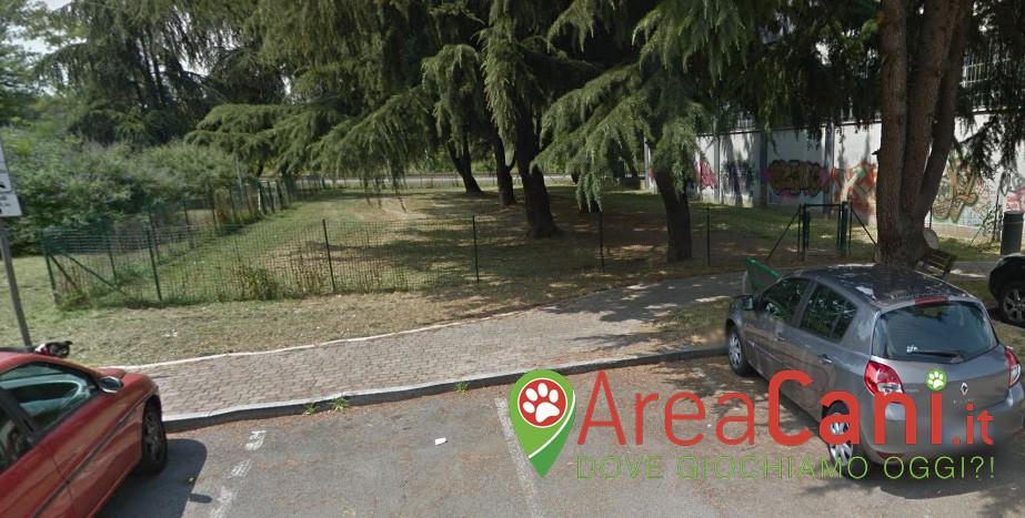 Area Cani Rozzano - via Monte Bianco