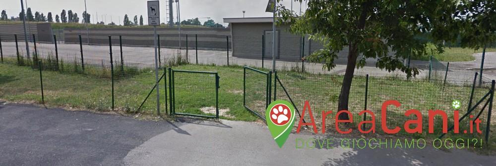 Area Cani Rozzano - via Monte Penice