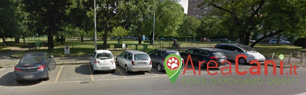 Area Cani Milano - Parco del Fanciullo 1