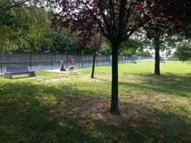 Area Cani Porto Mantovano - via Don Primo Mazzolari