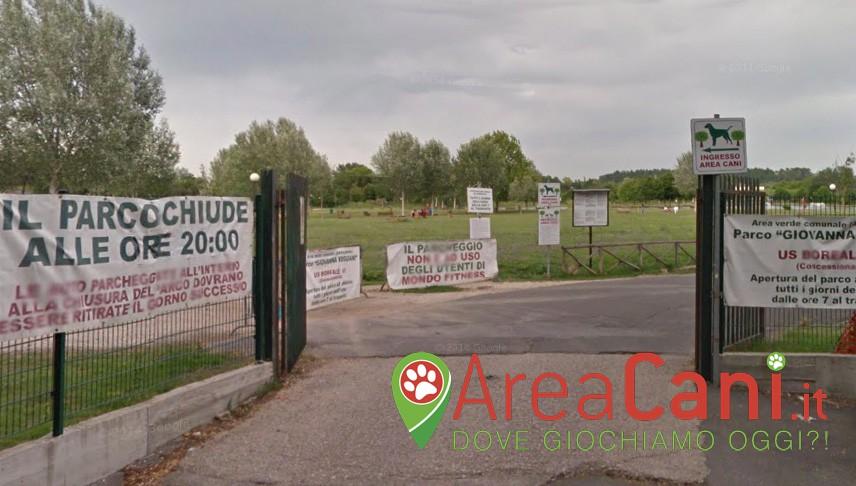 Area Cani Roma - Parco di Tor di Quinto