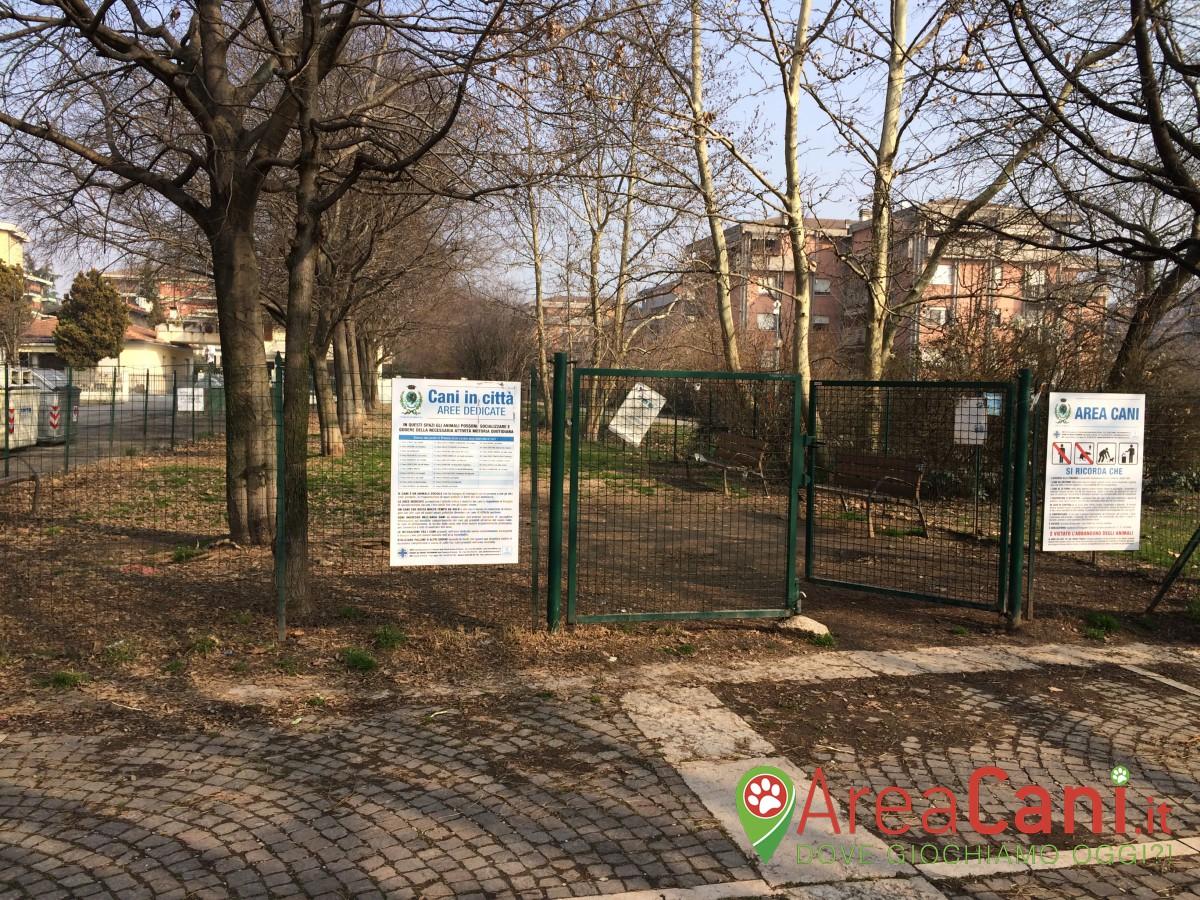 Area Cani Brescia - Parco Ziziola