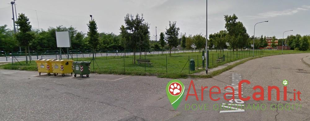 Area Cani Vercelli - via IV Novembre