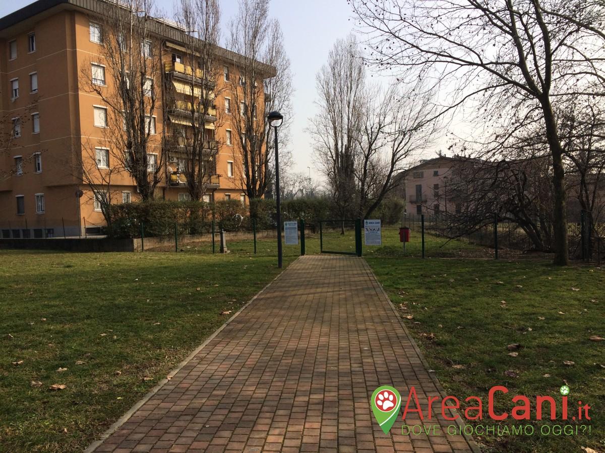 Area Cani Brescia - Parco Zorat