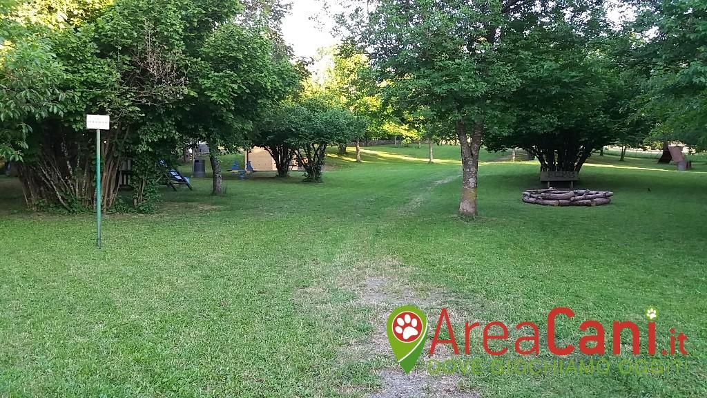 Area Cani Berceto - Parco Genesio Bonati (a pagamento)