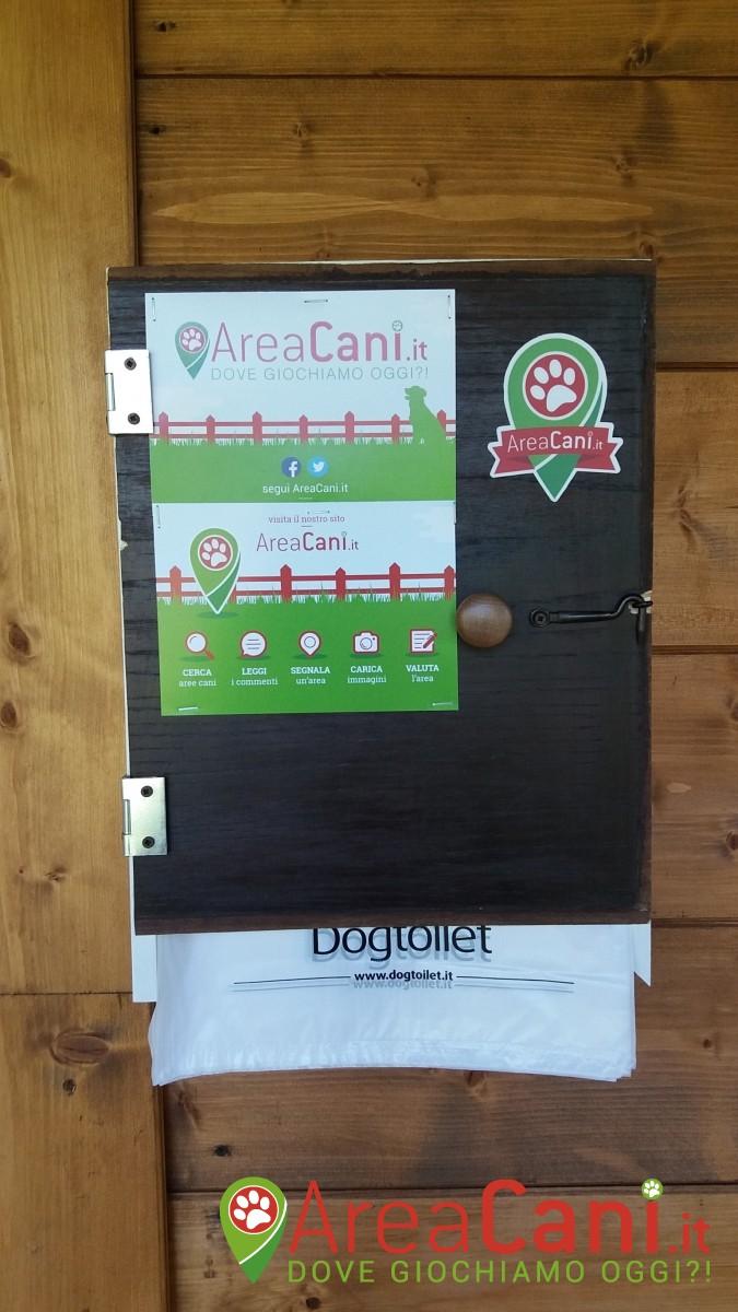 Area Cani Berceto - Area Sgambamento Cani Lucia Vaioli (a pagamento)