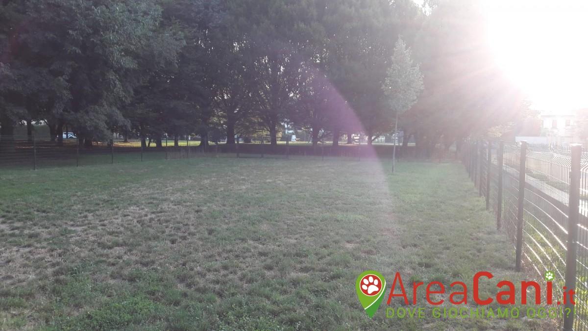 Area Cani Legnano - via Premuda
