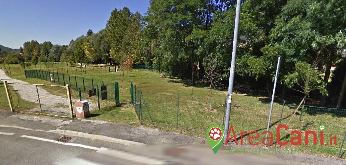 Area Cani Nave - Parco del Garza