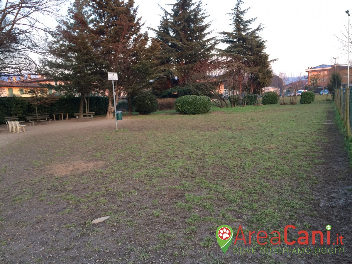 Area Cani Gussago - via Sale
