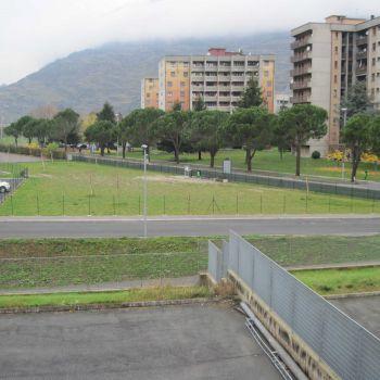 Area Cani Sondrio - via Gramsci