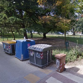Area Cani Padova - via Ravenna