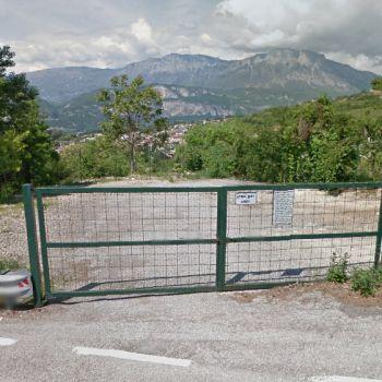 Area Cani Trento - Area di Oltrecastello