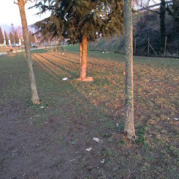 Area Cani Rodengo Saiano - via Colombaia