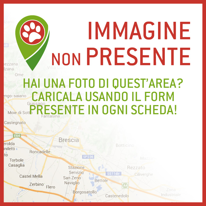 Area Cani Pordenone - via Pitter